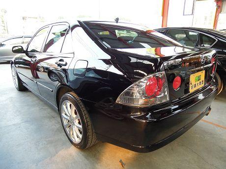 2002 Lexus 凌志 IS 200 照片10
