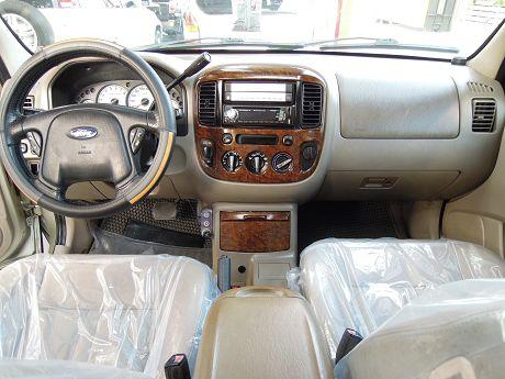 2003 Ford 福特 Escape 照片2
