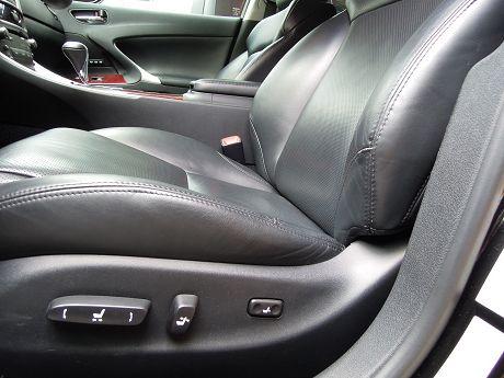 2007 Lexus 凌志 IS 250 照片8