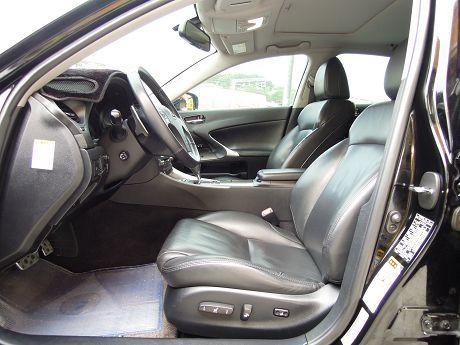2008 Lexus 凌志 IS 250 照片6
