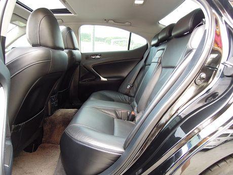 2008 Lexus 凌志 IS 250 照片7