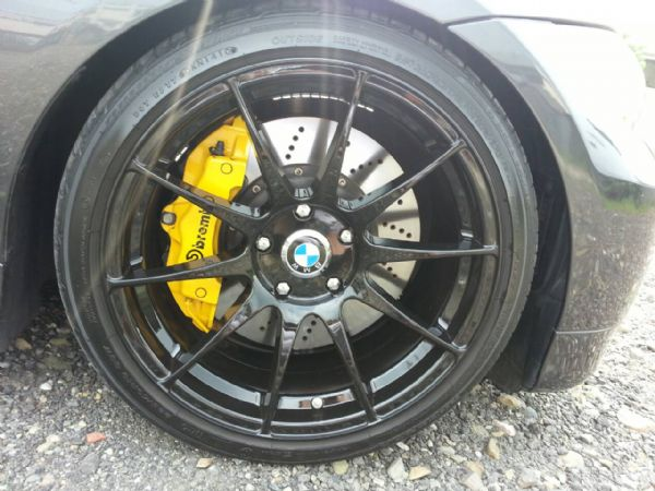 BMW 335i  四門  照片2