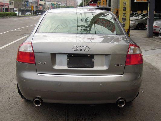 【高鐵汽車】2004 奧迪AUDI A4 照片9