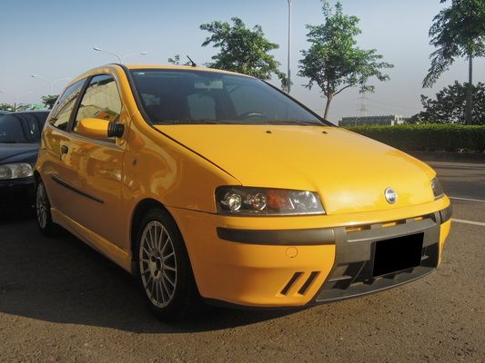 【高鐵汽車】2001 FIAT 奔騰  照片2