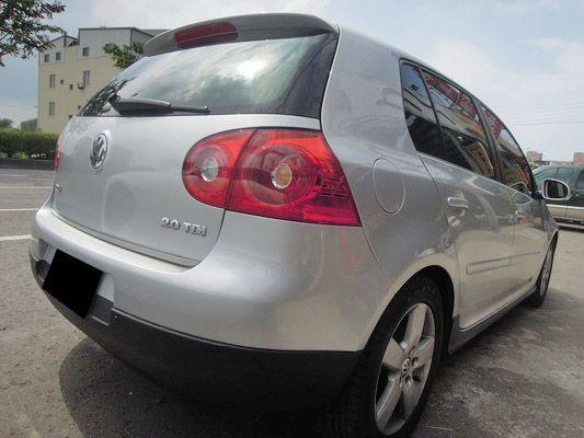 【高鐵汽車】2008 福斯VW GOLF 照片7