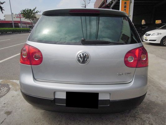 【高鐵汽車】2008 福斯VW GOLF 照片8