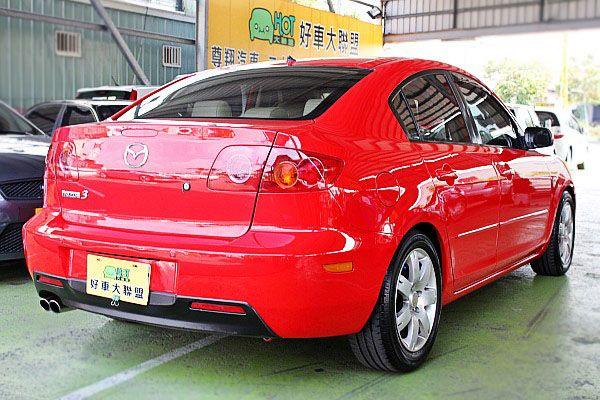 Mazda 馬自達 M3 照片9