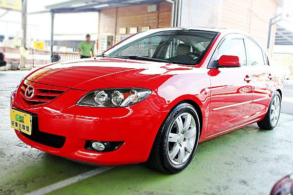 Mazda 馬自達 M3 照片10