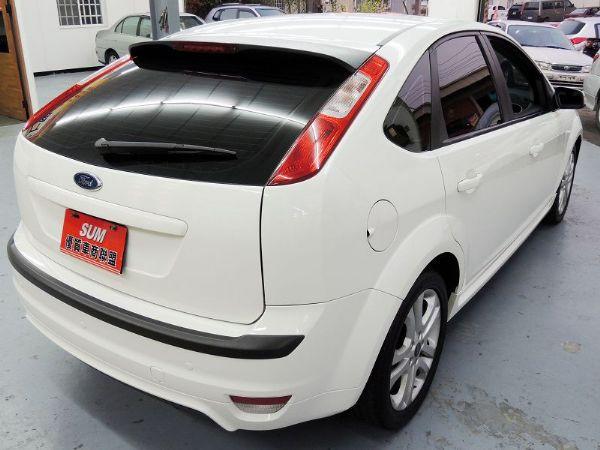 Ford 福特 Focus 白色 2.0 照片8