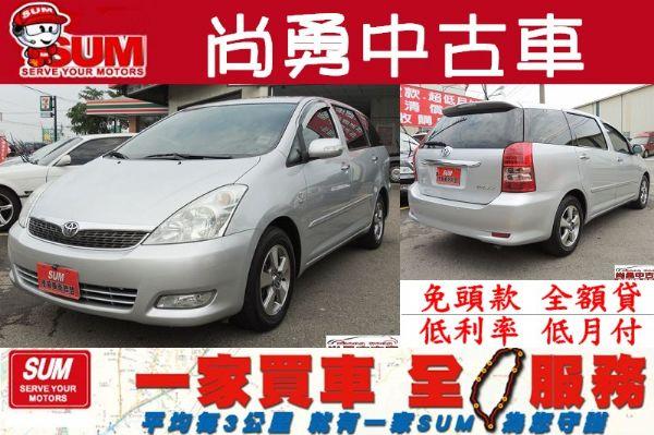 Toyota 豐田 Wish G版 照片1