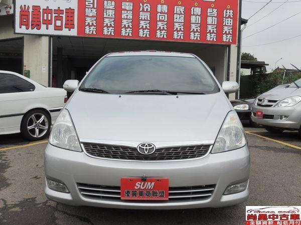 Toyota 豐田 Wish G版 照片2