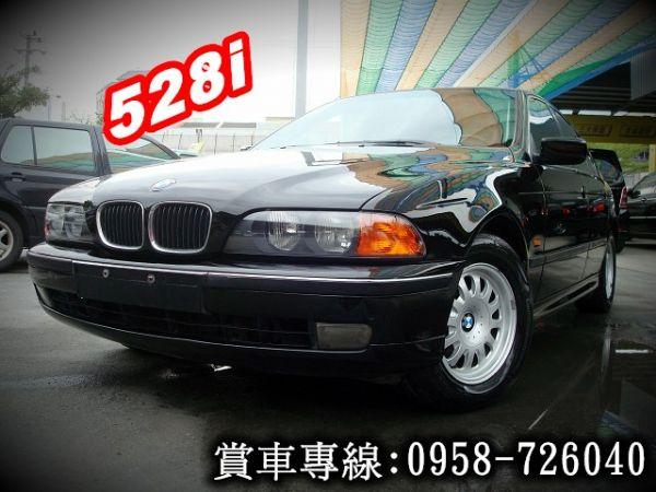 528IBMW寶馬98年E392.8黑 照片1