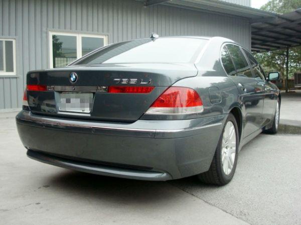 03年BMW E66 735LI3.6灰 照片4