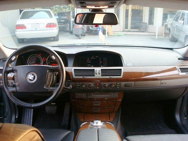 03年BMW E66 735LI3.6灰 照片10