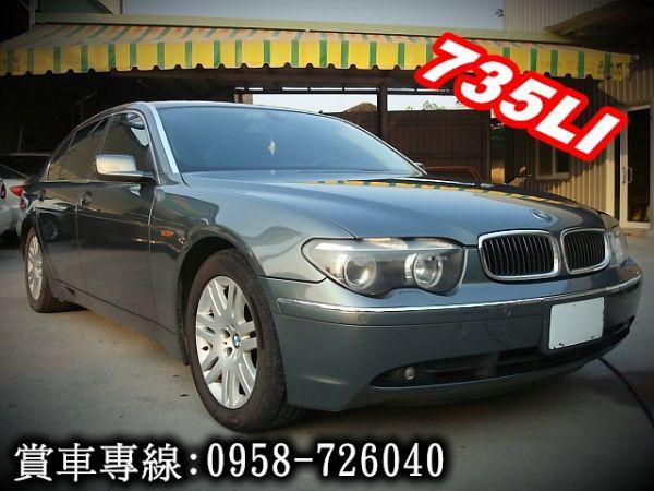 03年BMW E66 735LI3.6灰 照片2