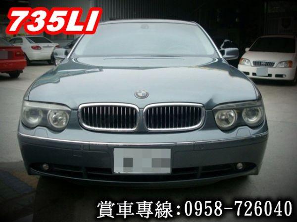 03年BMW E66 735LI3.6灰 照片3