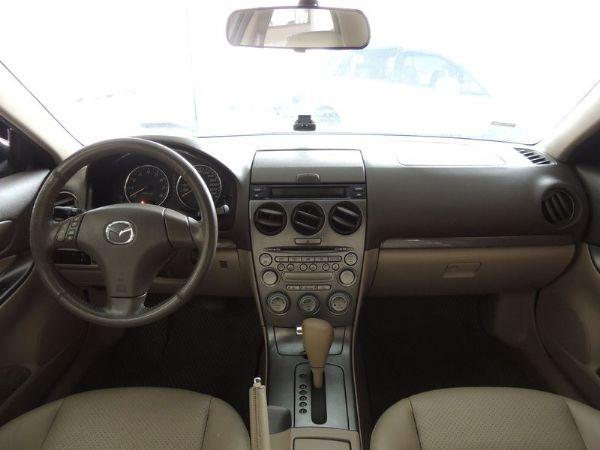 Mazda 馬自達 馬6 2.0 黑 照片2