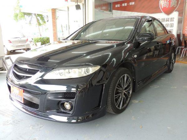 Mazda 馬自達 馬6 2.0 黑 照片7