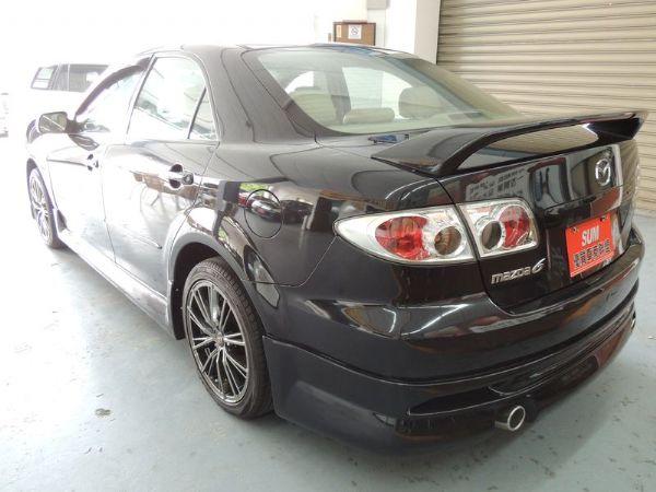 Mazda 馬自達 馬6 2.0 黑 照片8