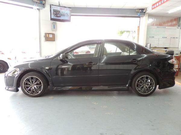 Mazda 馬自達 馬6 2.0 黑 照片9