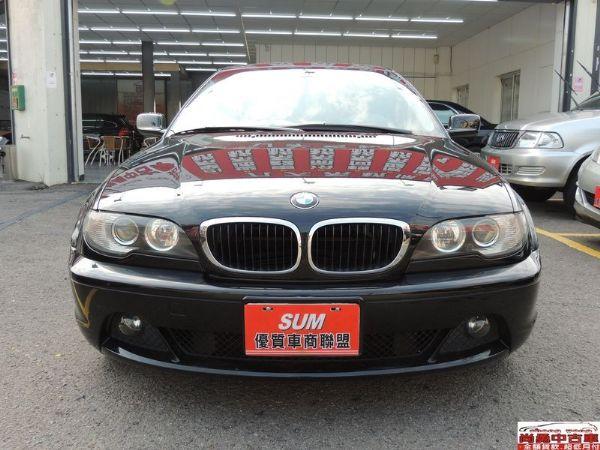 BMW 寶馬 318 Ci 黑 照片2