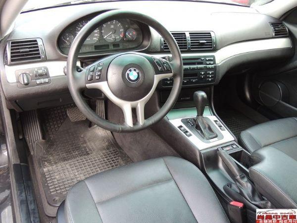 BMW 寶馬 318 Ci 黑 照片3