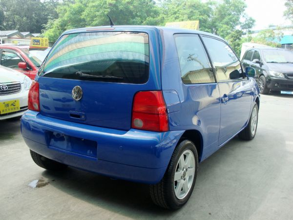 LUPO陸波 福斯 VW 01年藍 照片3