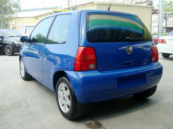 LUPO陸波 福斯 VW 01年藍 照片4