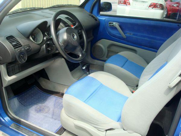 LUPO陸波 福斯 VW 01年藍 照片6