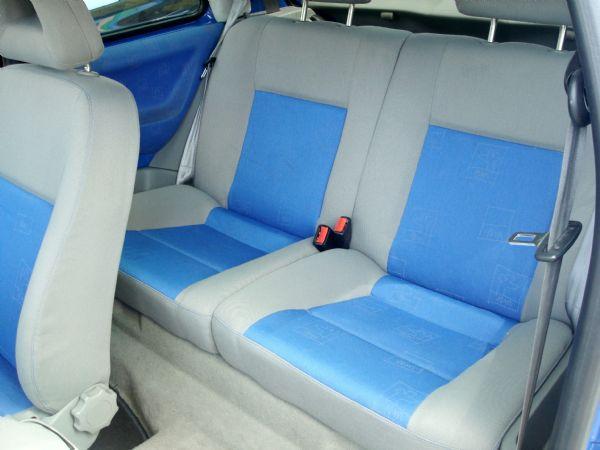 LUPO陸波 福斯 VW 01年藍 照片7