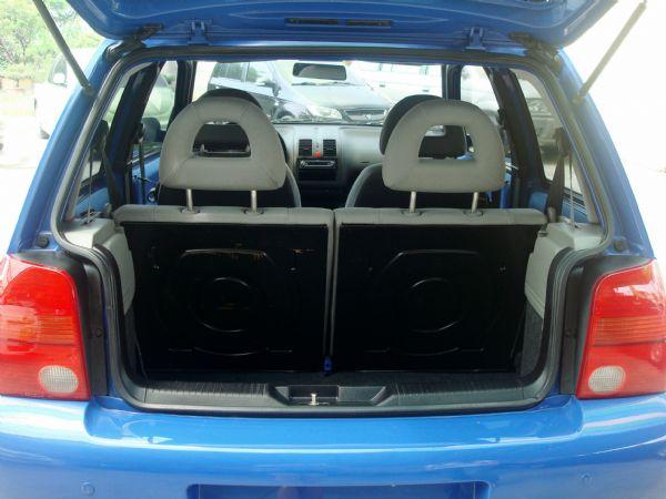 LUPO陸波 福斯 VW 01年藍 照片8