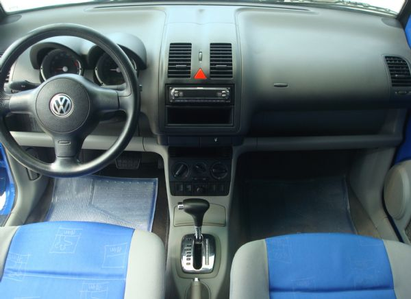 LUPO陸波 福斯 VW 01年藍 照片9