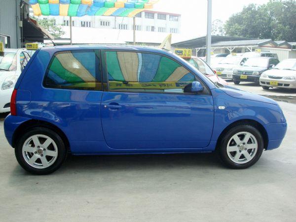 LUPO陸波 福斯 VW 01年藍 照片10