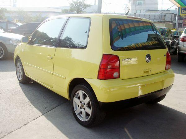LUPO陸波 福斯 VW 04年黃 照片3