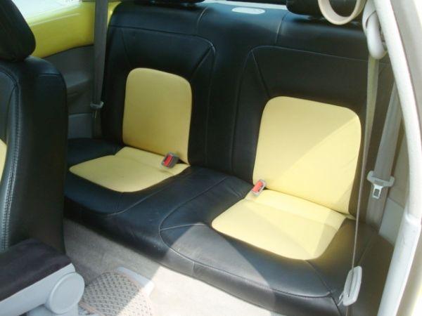 BEETLE金龜車 福斯VW 00年式黃 照片7