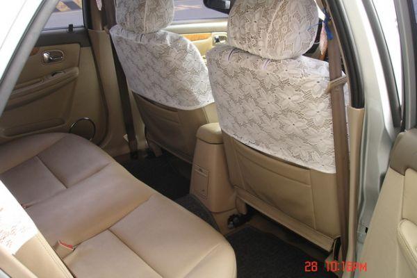 全車原漆 皮椅 核桃木飾板 售價及總價 照片4