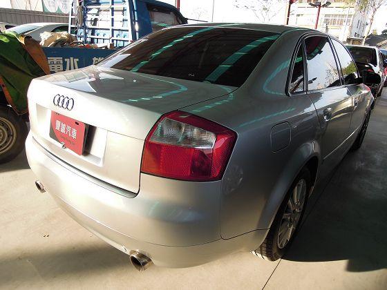 Audi 奧迪 A4 1.8T 照片10