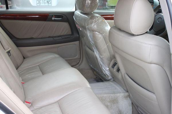 GS300 鋁圈 黑車頂 尊翔汽車 照片6