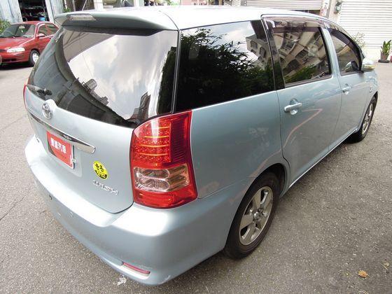 Toyota 豐田 Wish 照片10