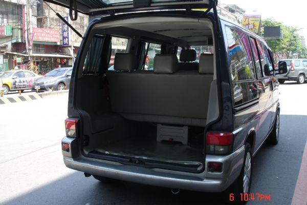 全車原漆 罕見自排 頂級7人座 VCD 照片6