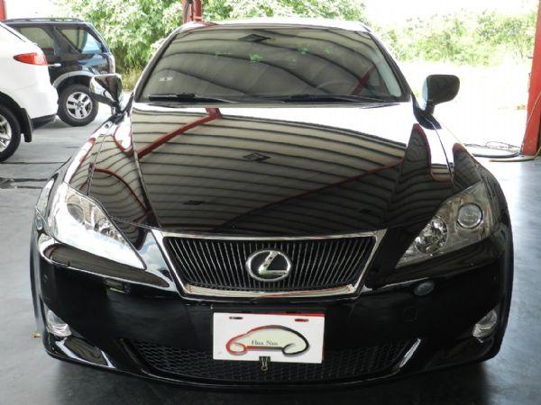Lexus 凌志 IS250 黑  照片9