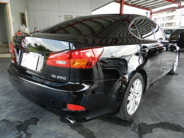 Lexus 凌志 IS250 黑  照片10