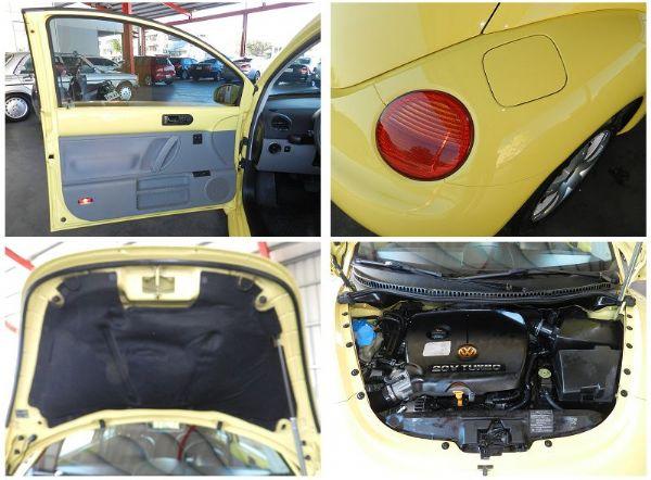 VW 福斯 Beetle 金龜車1.8T 照片5