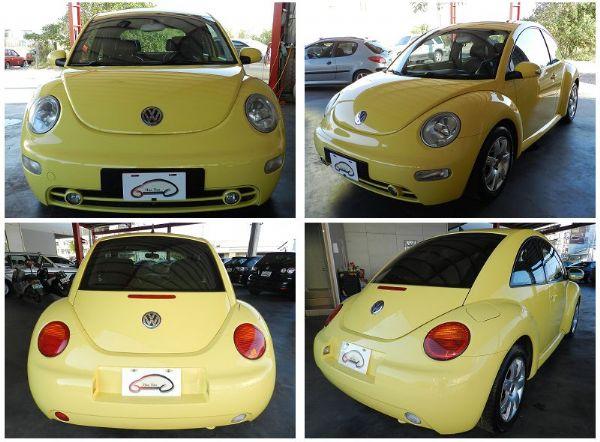 VW 福斯 Beetle 金龜車1.8T 照片6