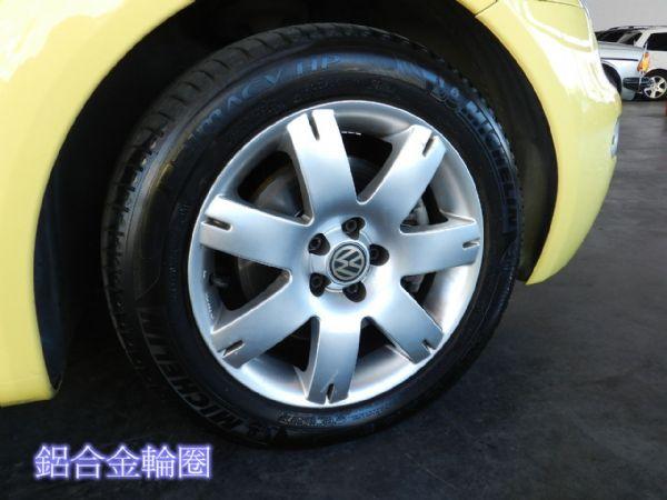 VW 福斯 Beetle 金龜車1.8T 照片7