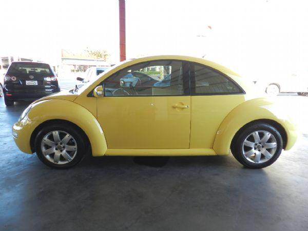 VW 福斯 Beetle 金龜車1.8T 照片9