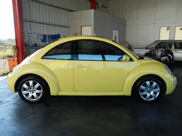 VW 福斯 Beetle 金龜車1.8T 照片10
