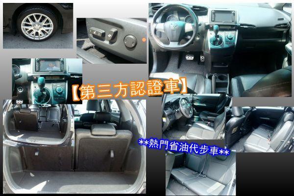 豐田 WISH 2010年 2.0黑 照片3