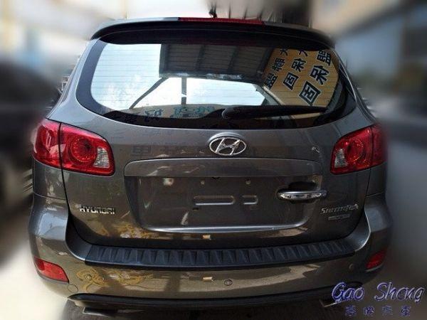 Hyundai Santa Fe 照片4