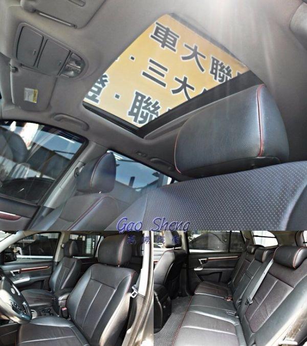 Hyundai Santa Fe 照片8